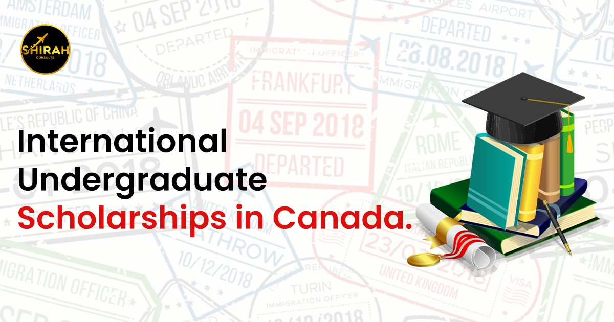 International Undergraduate Scholarships in Canada