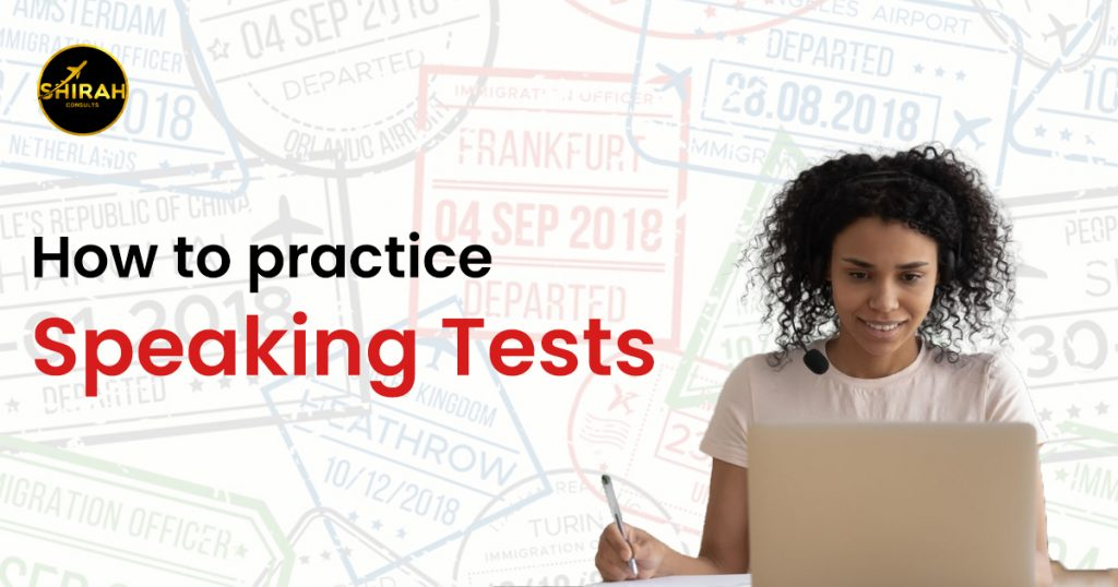 speaking-test