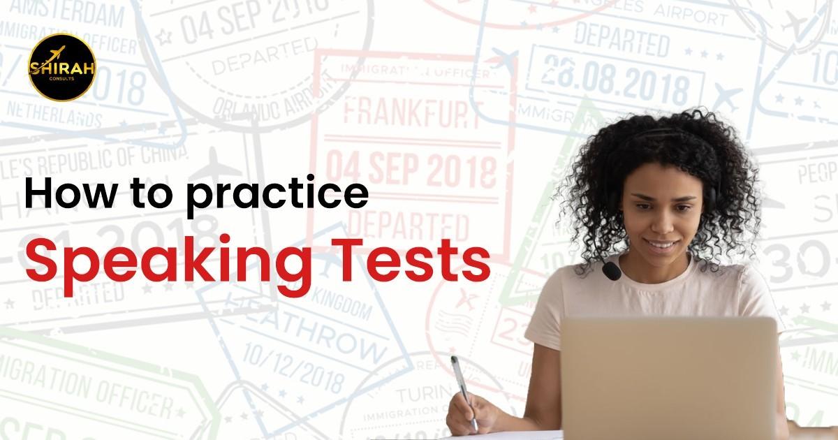 speaking-test